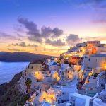Explore Santorini's main towns